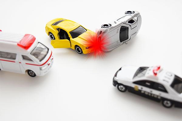交通事故に対する豊富な知識